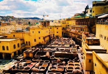 Excursion au départ de Fès vers Meknès Volubilis