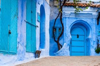 Excursion au départ de Tanger vers chefchaouen